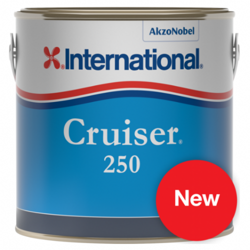International Cruiser 250 Antifouling